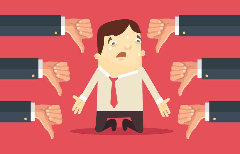 4 errores comunes en el marketing en redes sociales